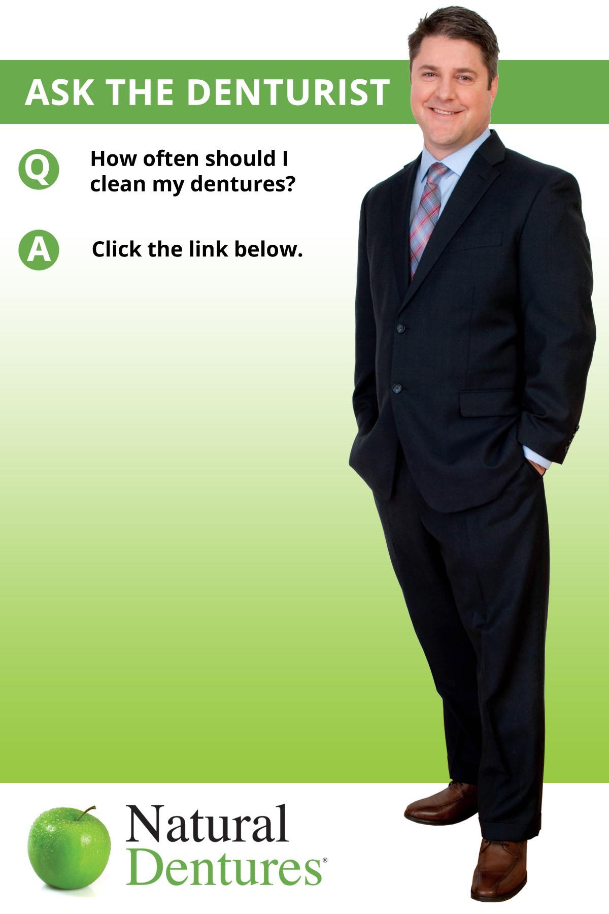Natural Dentures Ask the Denturist Volume 9