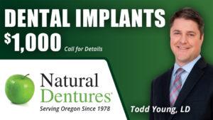 Dental Implants Page Header